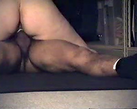 Wife got her slit fucked by a large swarthy knob