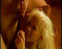 Eva kent sex in the restuarant