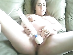 Pregnant slutwife of my ally caught masturbating on the daybed