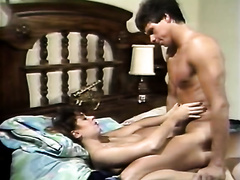 Horny and horny wench with nice boobsgets screwed