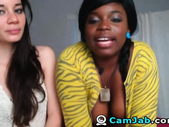 Two Hot Babes on Adult Cam