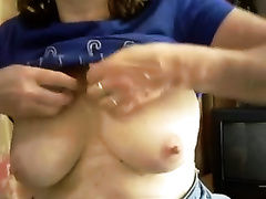 My lascivious BBC slut with chunky arse is showing off her love tunnel