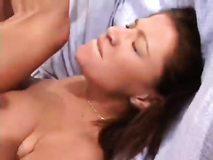 Extreme anal fuck act performed by perverted brunette hair floozy Nicole