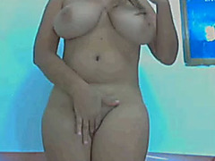 This sexy latin chick on web camera is the almost any appetizing Married slut