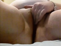 This big beautiful woman slut drips confidence as that babe masturbates on livecam
