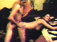 Tasty looking brunette hair bitch receives priceless doggy pose shoved