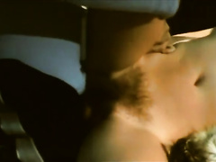 Light haired nasty slut got face hole screwed by lustful policeman