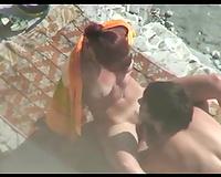 Horny slender spouse gets blowjob from his redhead milf BBC slut