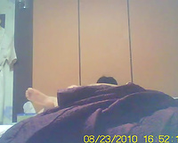 I installed hidden camera in our house of ill-fame to pry for our clients