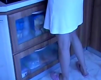 Amazing homemade vid with me fucking my marvelous bride