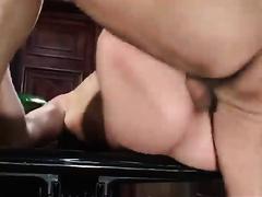 Cum longing office secretary straddles her boss on top