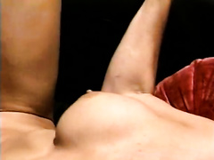 Stunning hirsute breasty secretary receives unfathomable fucked by her boss