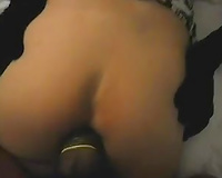 POV episode with me fucking my TS lover's constricted butthole