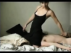 If u desire to watch a glamorous non-professional sex movie scene with youthful chick